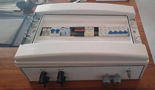 Solar Combiner Box - 2 String