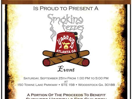 Smoking Fezzes Shriners Event 8-25-21