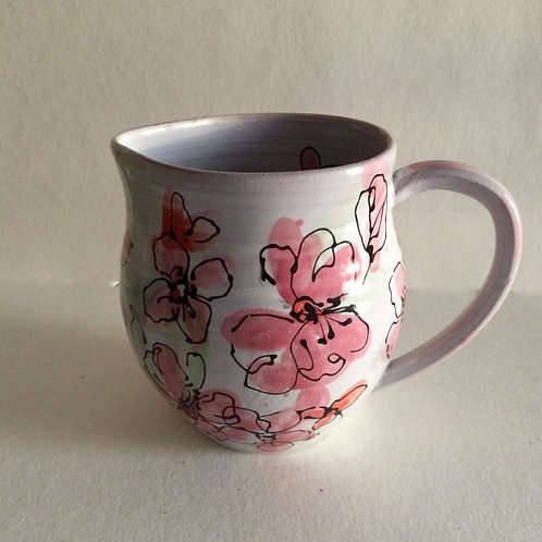 Medium Blossom Jug