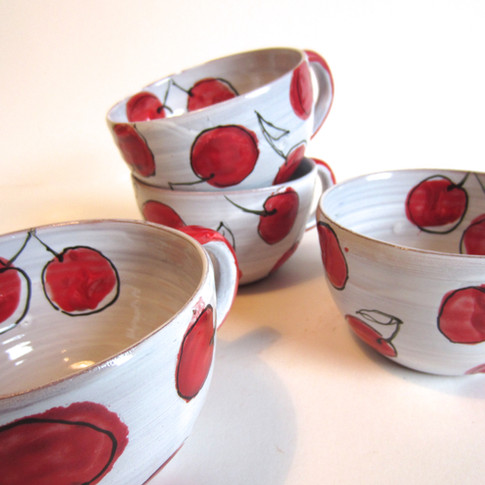 Cherry cups