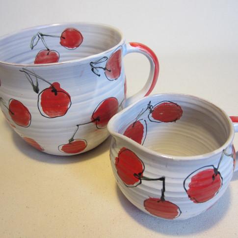 Cherry Jugs
