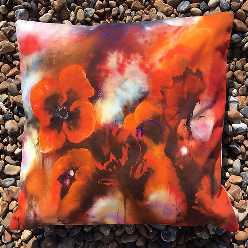 From the Darkness Cushion Cover