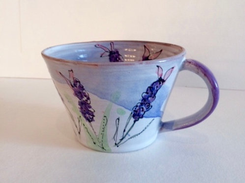 Lavender Cup