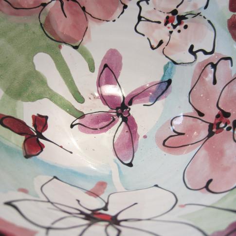 Detail of Blossom design