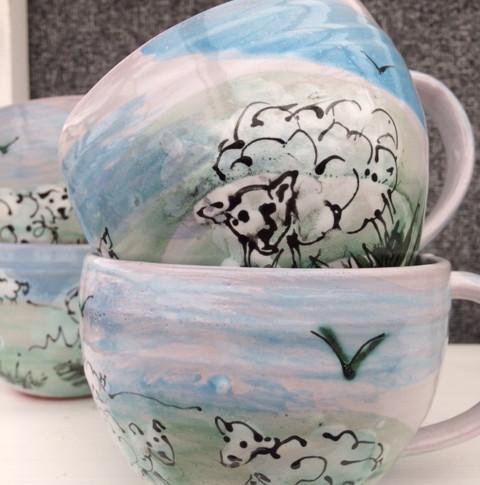 Sheep Cups