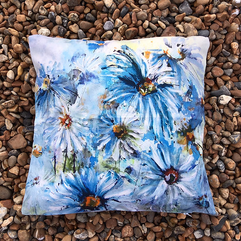 Moon Daisies Cushion Cover
