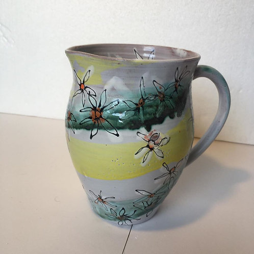 Medium Daisy Jug