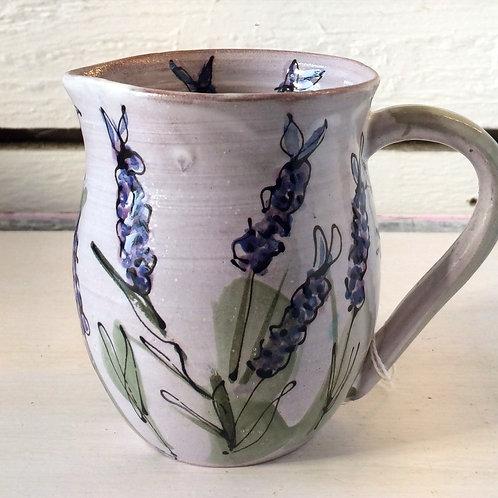 Medium Lavender Jug