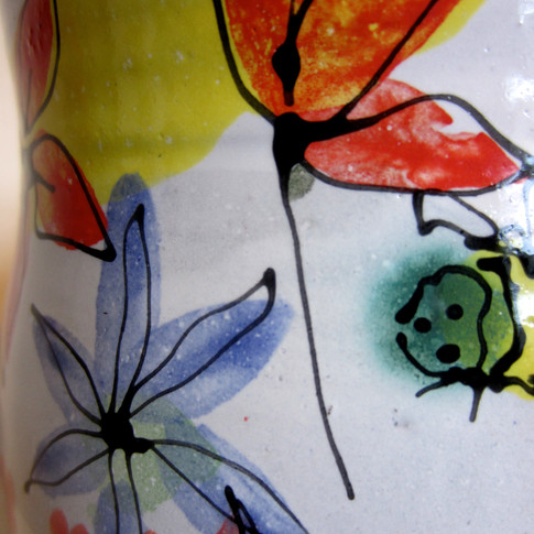 Detail of Bumble Design