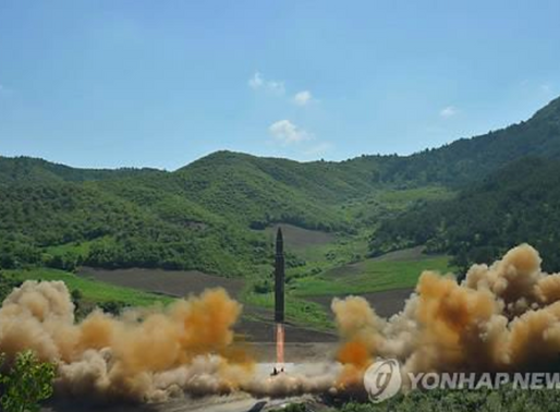The United States issues joint warning on North Korea