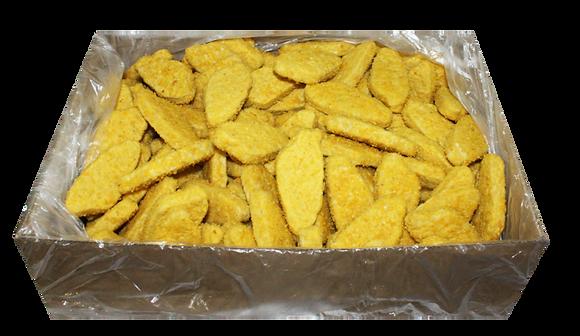 Кусочки из филе цыпленка в хрустящей панировке