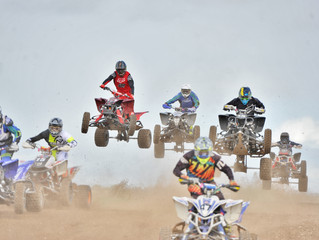 CHALLENGING ROUND FOR NORA-MX AT CUSSES