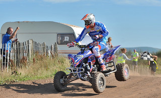 Walker takes first British overall win
