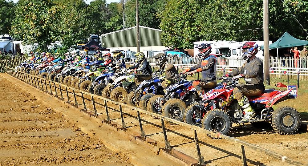 British Quads 2018 Line Up