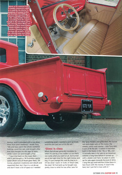 34 Ford Pick Up