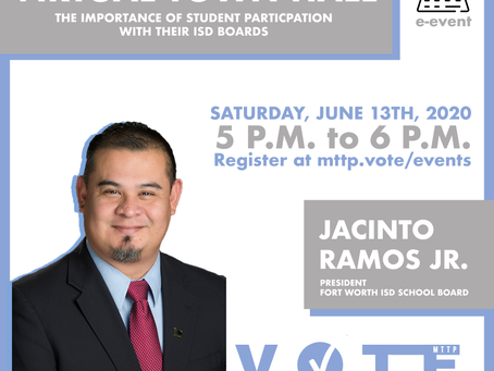 Debrief: The Virtual Town Hall with Jacinto Ramos Jr.