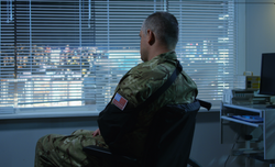 soldier-wheelchair
