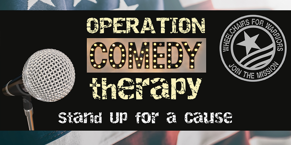 Operation Comedy Therapy