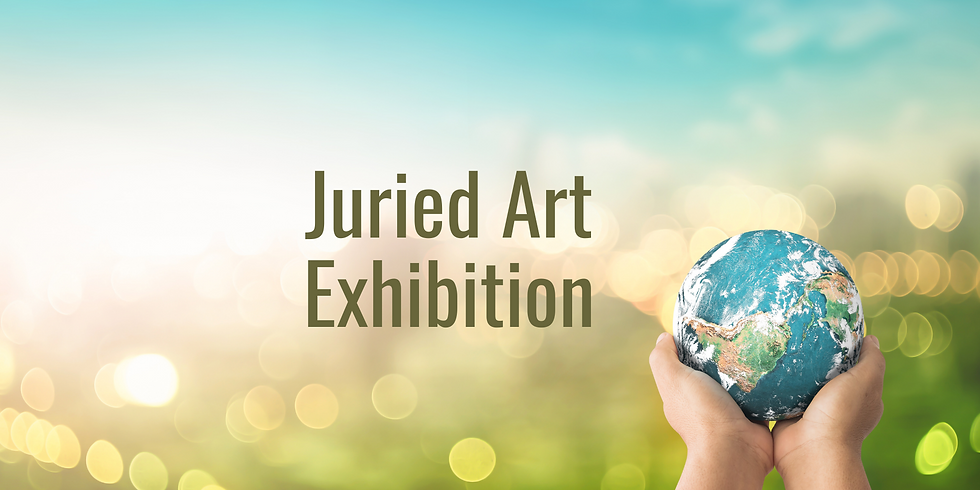 Sustainable Stories Juried Art Exhibition
