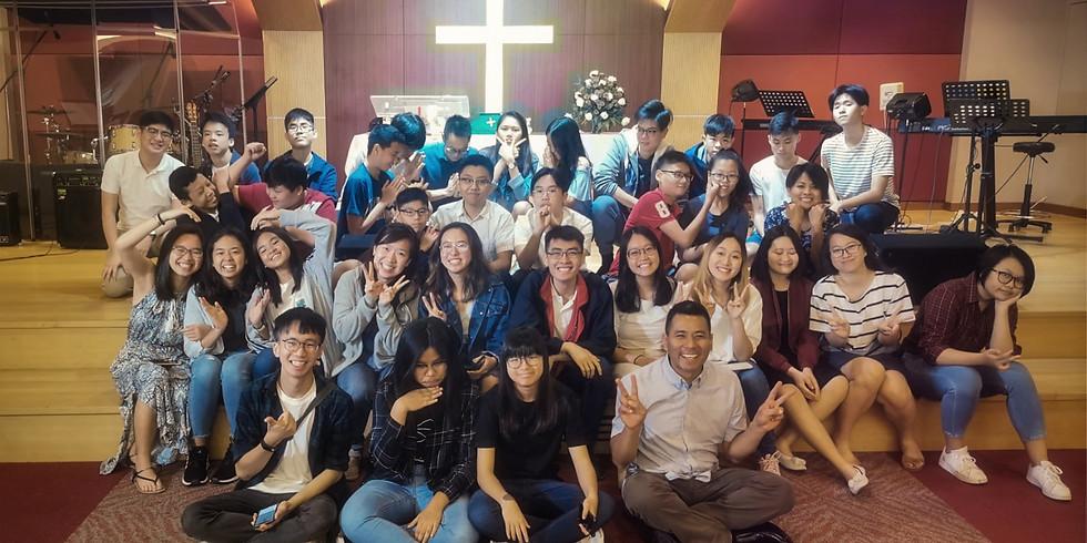 4 July Sunday Service (English)