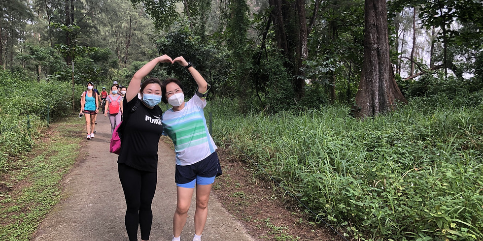 Women's walking group @ Thomson Nature Park