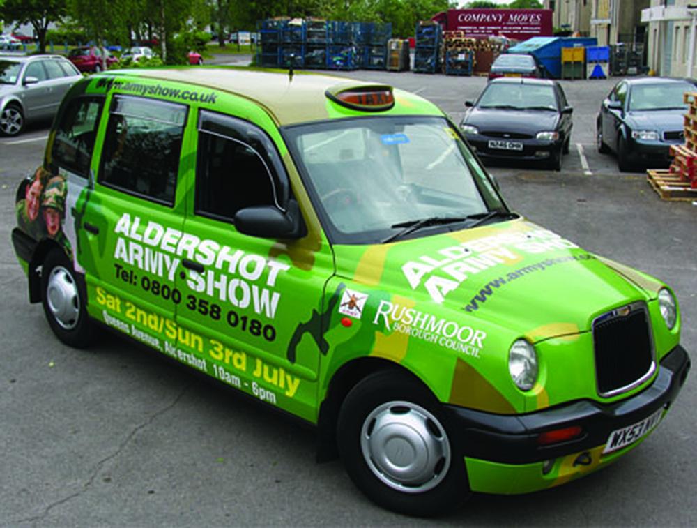 Taxi wrap 2