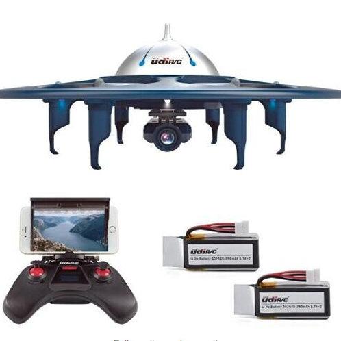 UDI U845 WiFi FPV 2.4G Phone Remote Control RC Quadcopter Drone UFO W/ HD Camera