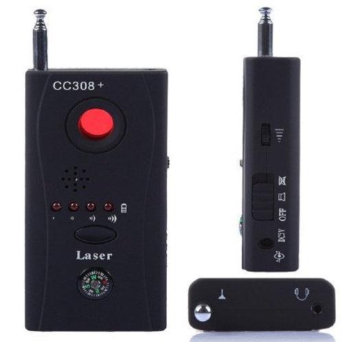 AGPtek Anti Spy Signal Camera Detector RF Bug Hidden Camera Laser Lens GSM Devic