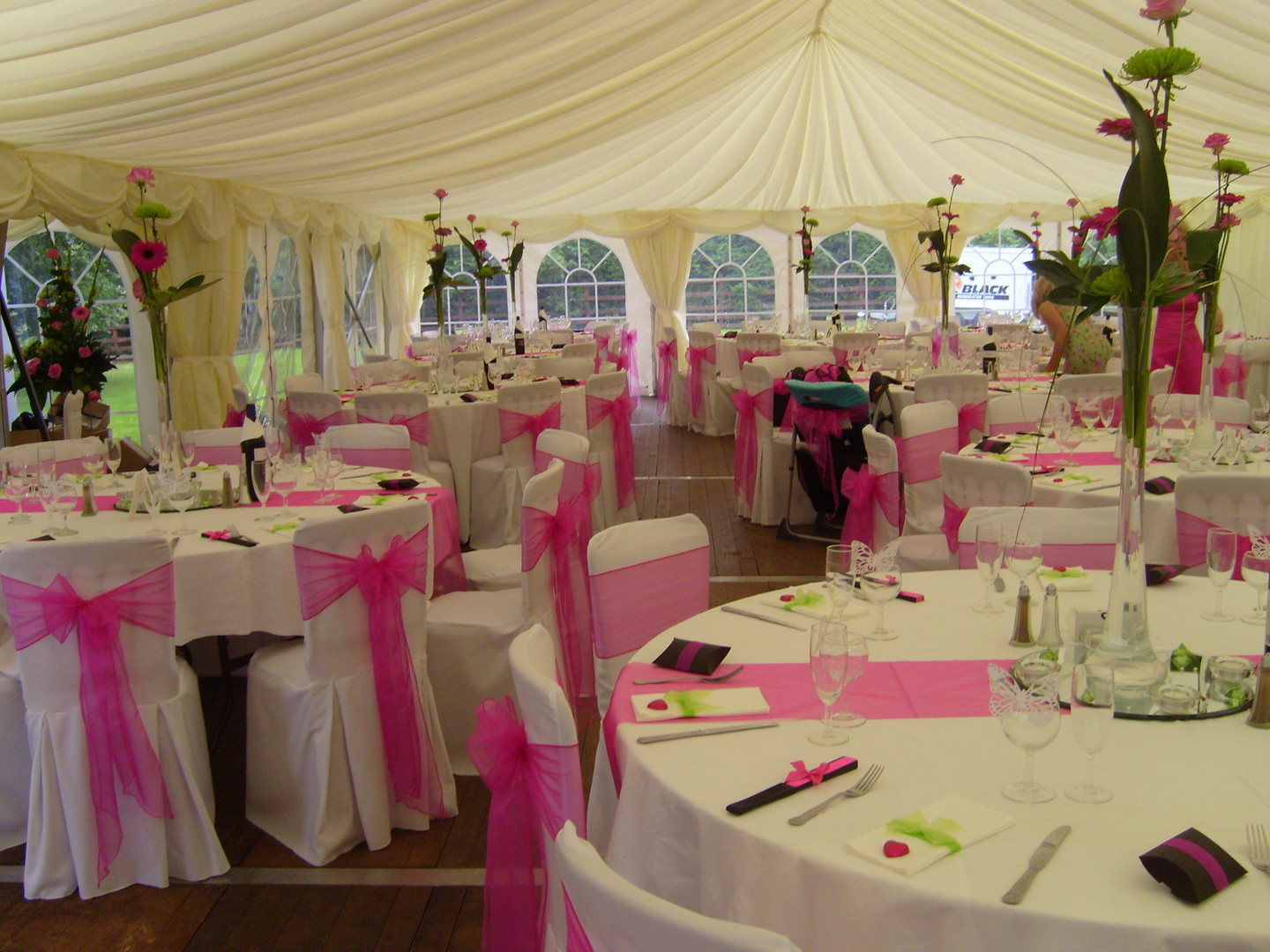 Marquee Wedding 1
