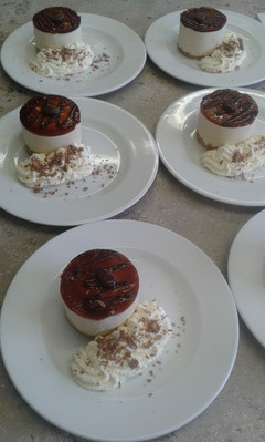 Baileys Cheesecake Dessert
