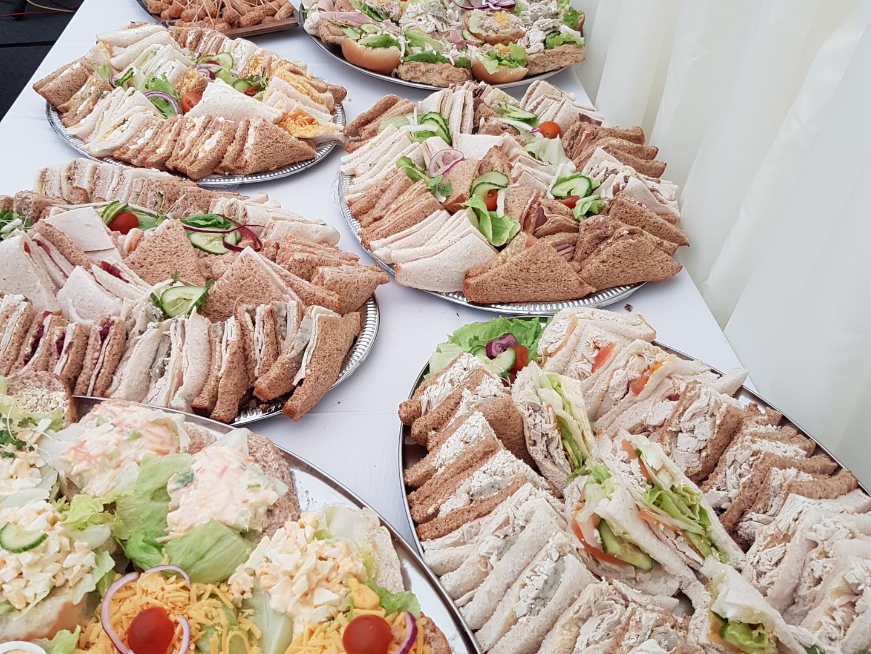 Sandwich Buffet - Gingham caterers