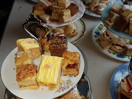 Afternoon Tea - Gingham caterers