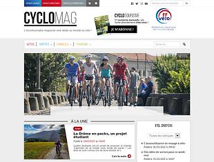 Cyclomag le magasine de la FFCT