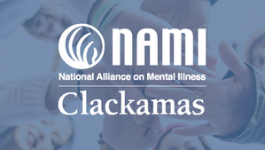 Welcome to the NAMI Clackamas Blog