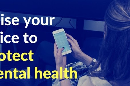 Your Voice Is Powerful. Use It To Protect Mental Health Care.