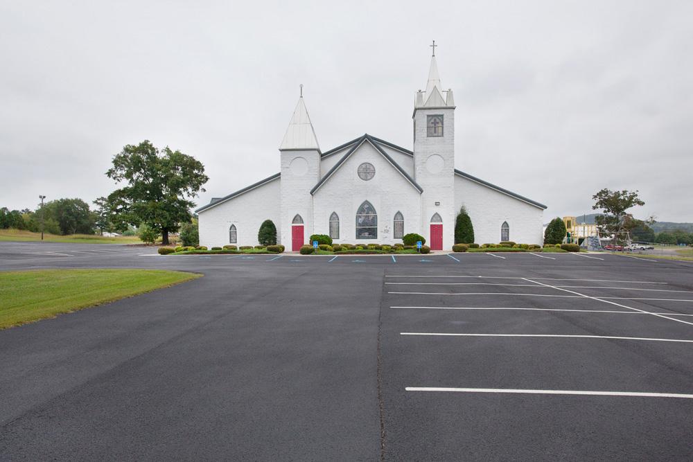 first baptist church cleveland
