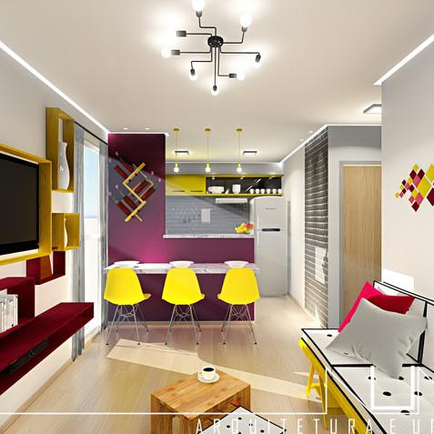 Apartamento Conecta