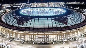 A Arquitetura da Copa do Mundo 2018