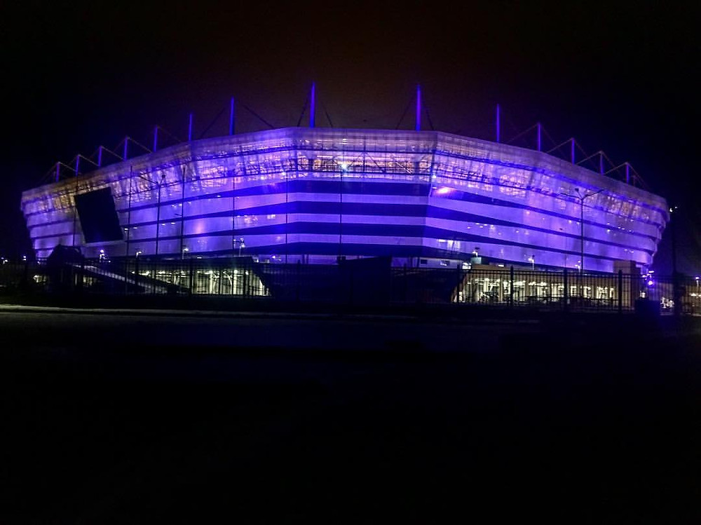 kaliningrado baltika arquitetura copa 2018