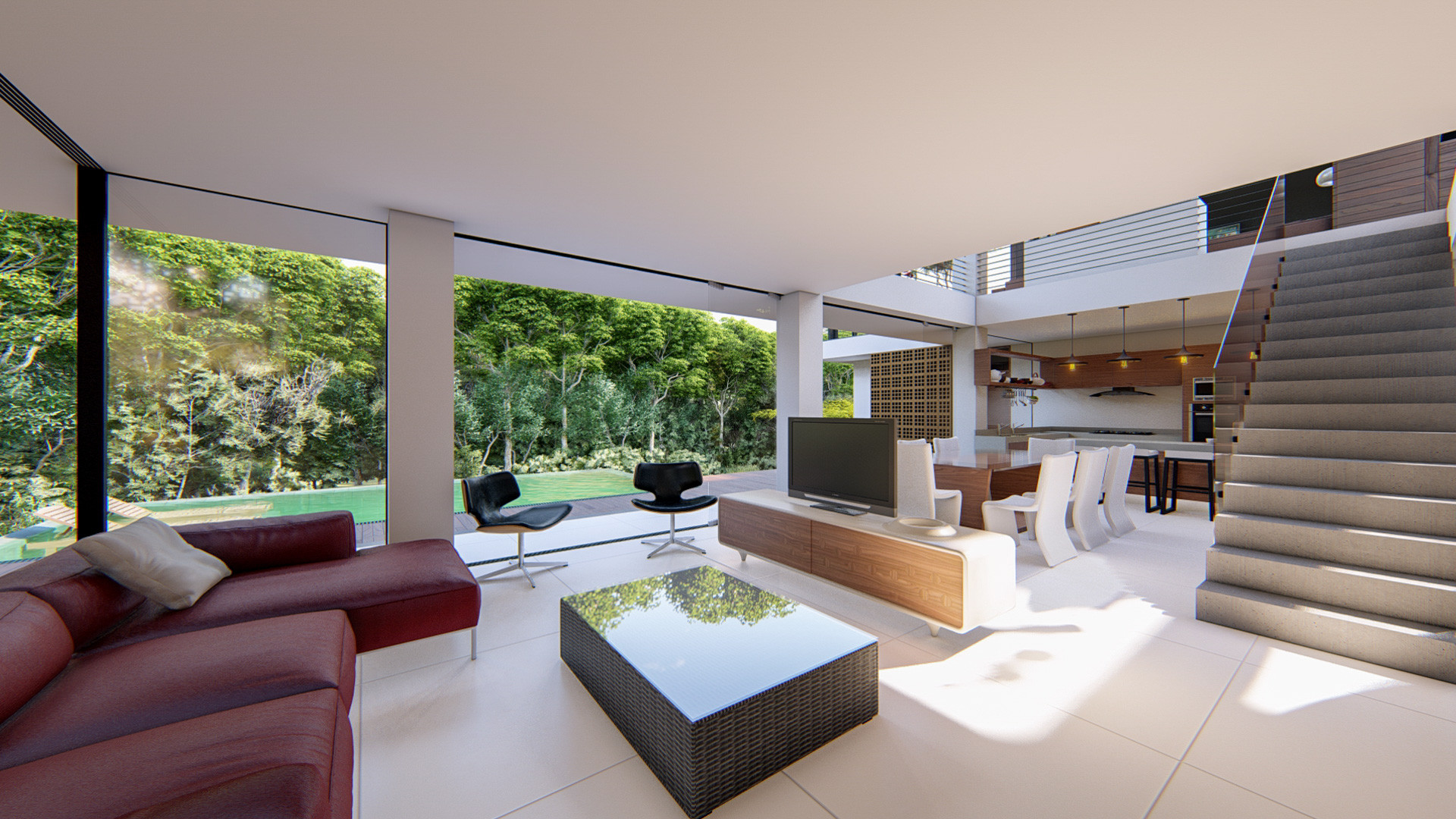 numen arquitetura - casa du charme (16).