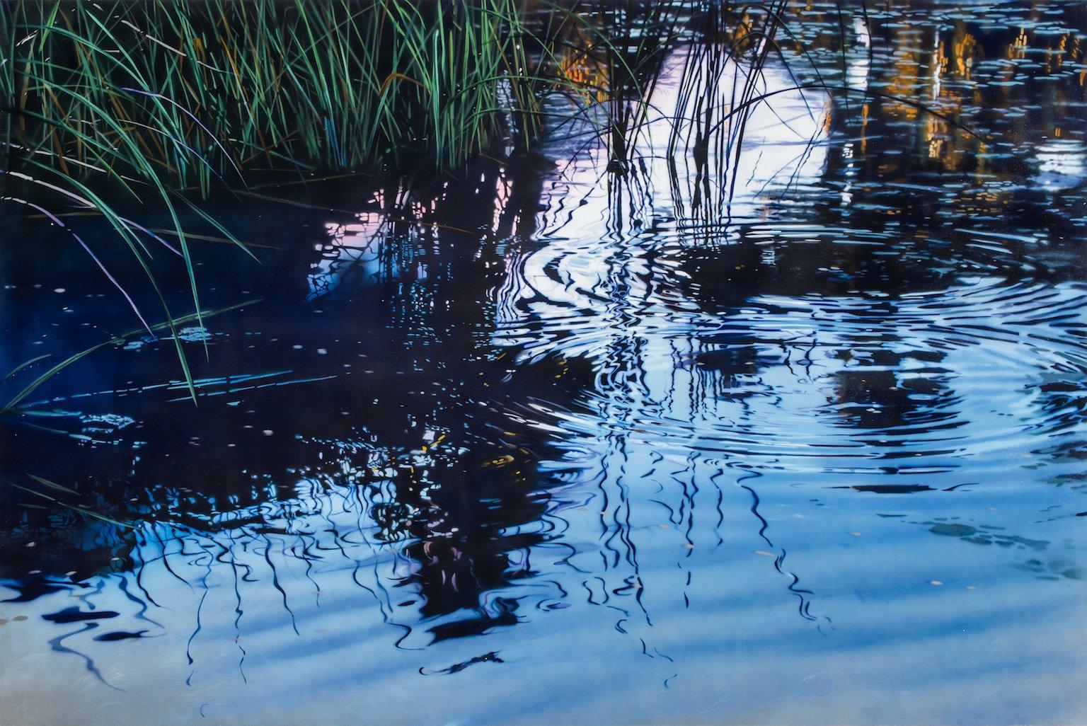 Evening Lace, David Kessler.