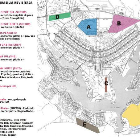 #BSB60 | Brasília Revisitada: Lúcio Costa sobre a expansão habitacional
