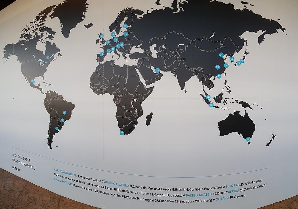 Rede de Cidades Criativas da Unesco