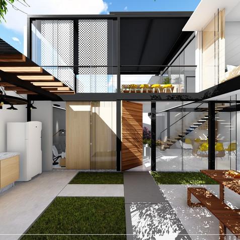 Casa Welzel - Brazlândia - DF