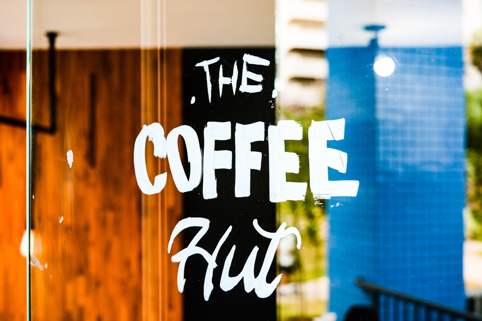 numen - the coffee hut