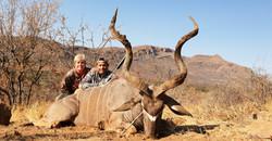John Trapuzzano - Namibia  (Kudu)