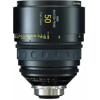 Arri Master Prime 50mm T1.3 Lens PL Rental
