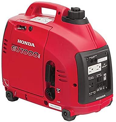 1k Honda EU1000i [120V/8.3A] Generator