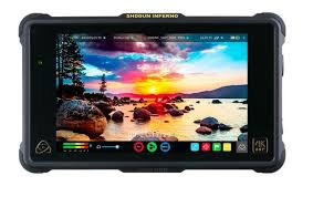 "Atomos Shogun Inferno 7"" Recorder  Monitor Kit Rental"