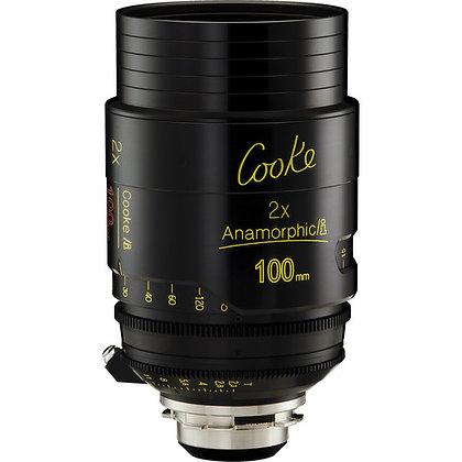 Cooke Anamorphic /i 100mm T2.3 Lens Rental